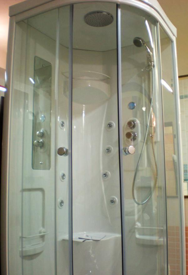 Tenere al caldo in casa cabina doccia multifunzione albatros - Cabine doccia multifunzione albatros ...